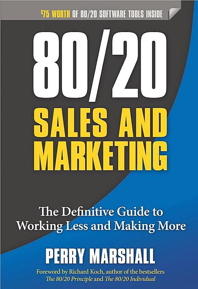 80 - 20 Sales and Marketing