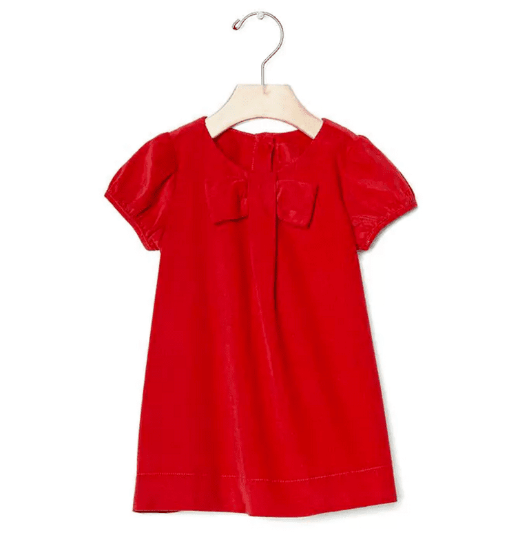 16 Beautiful Baby Dresses for the Holidays