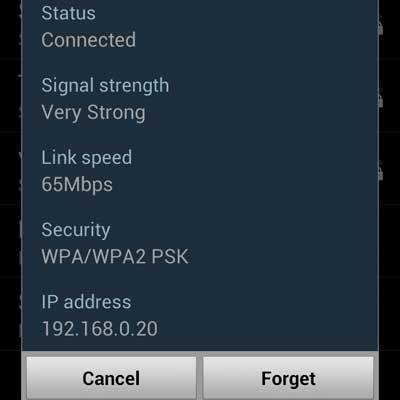 wifi setup 6