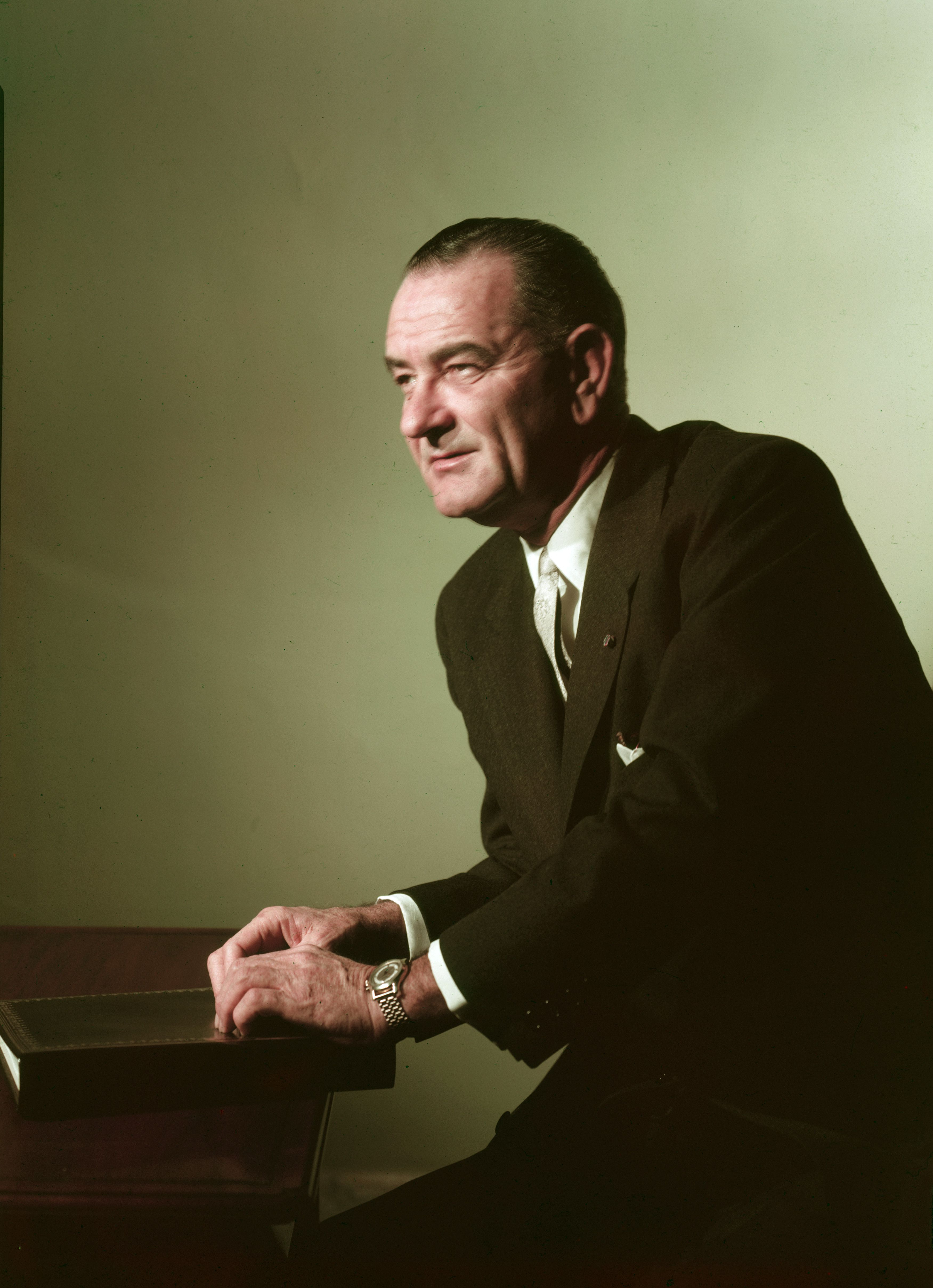 the life and impact of lyndon b johnson the 36th president of the united states of america