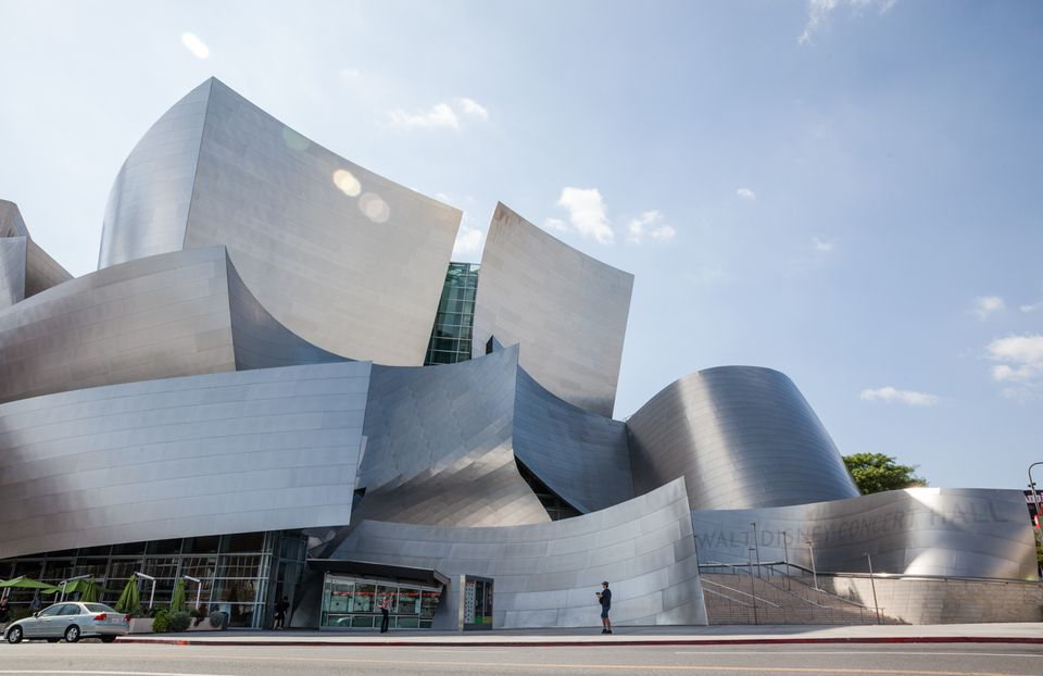 Exploring Walt Disney Concert Hall