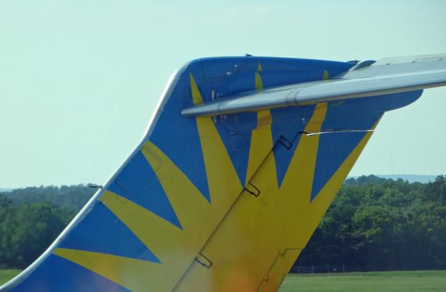 Allegiant is a low-cost airline operating in the United States.