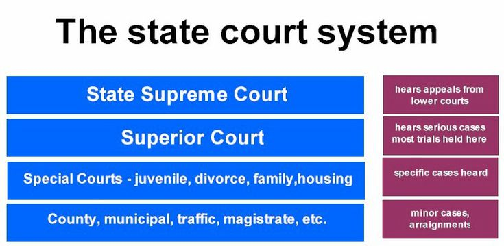 What Is a Dual Court System?
