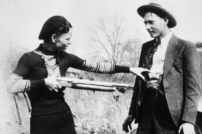 the life and crimes of bonnie parker and clyde barrow bonnie and clyde