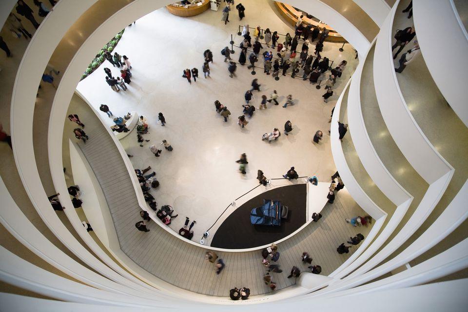 Guggenheim Museum, New York, United States