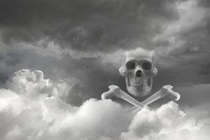 Danger in the cloud