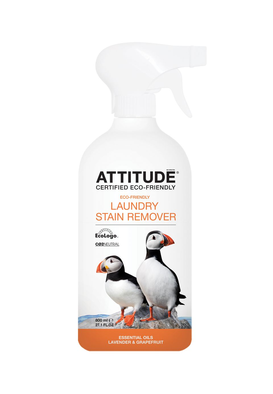 Attitude Eco-Friendly Laundry Stain Remover