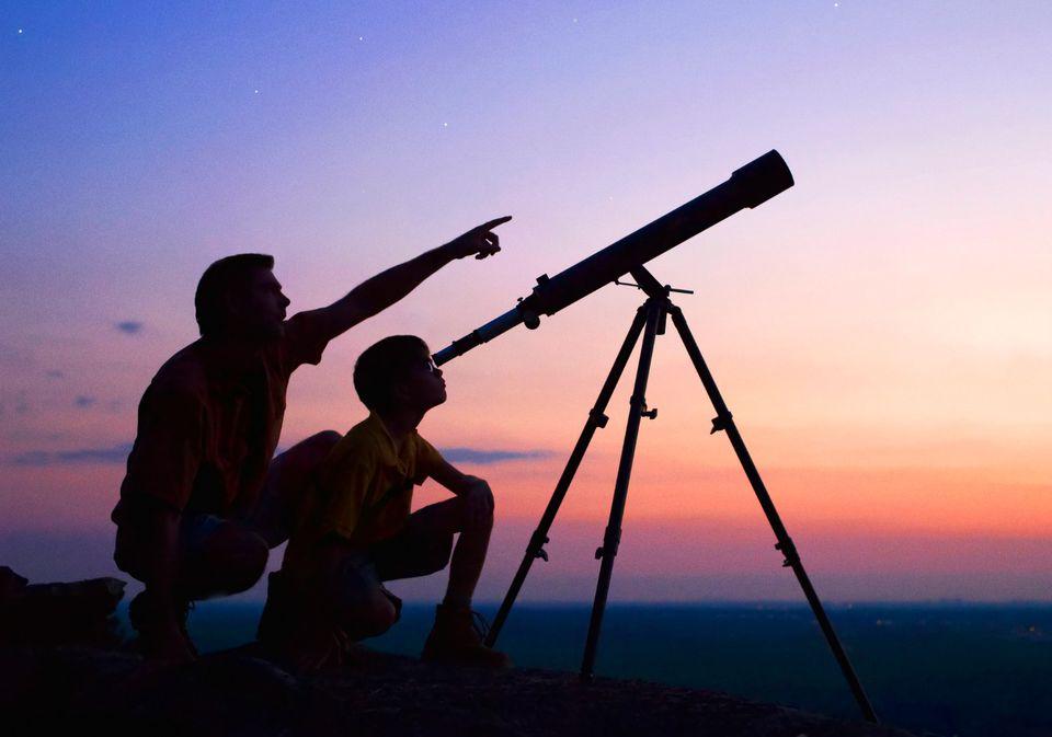 Stargazing Getaways with Kids