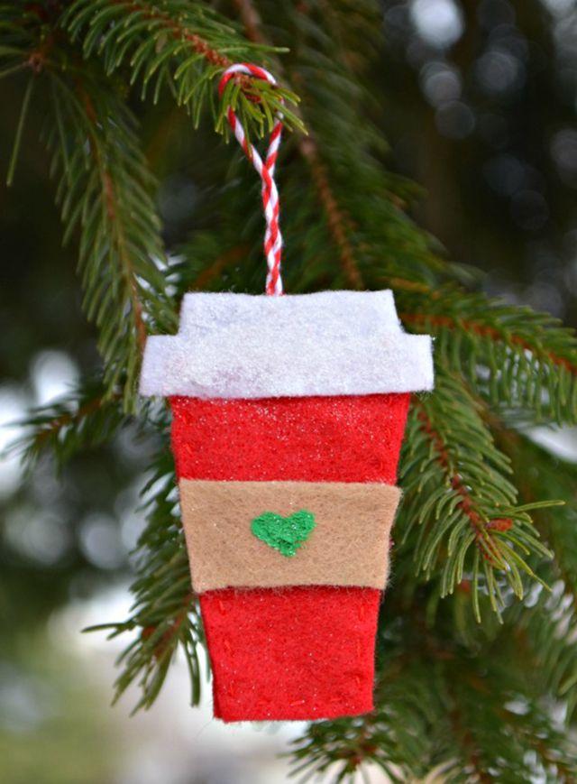 21 DIY Christmas Tree Ornaments