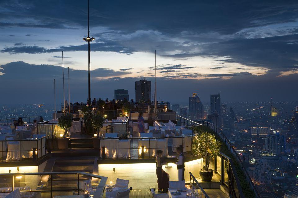 Bar Vertigo in Bangkok