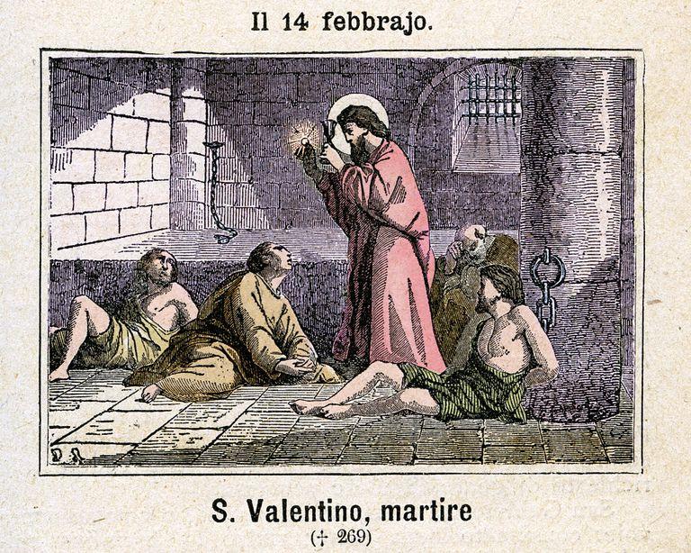 Add to Board FEBRUARY 14 - SAINT VALENTINE