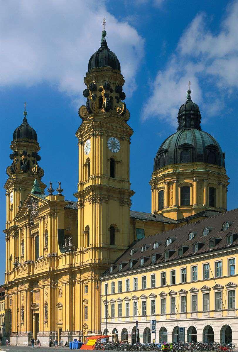 Munich Theatinerkirche