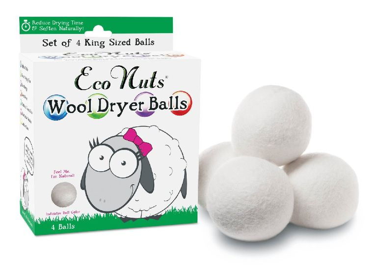 Eco Nuts Wool Dryer Balls