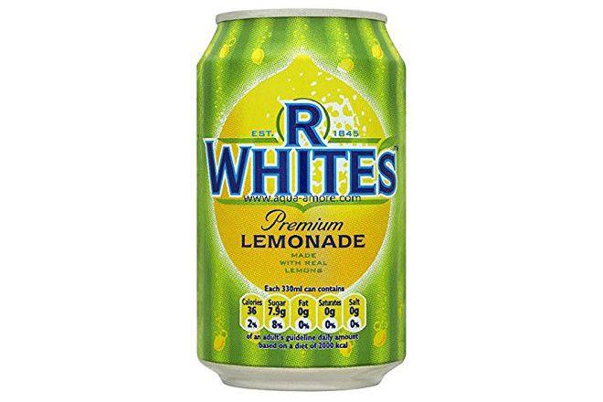 R Whites Lemonade