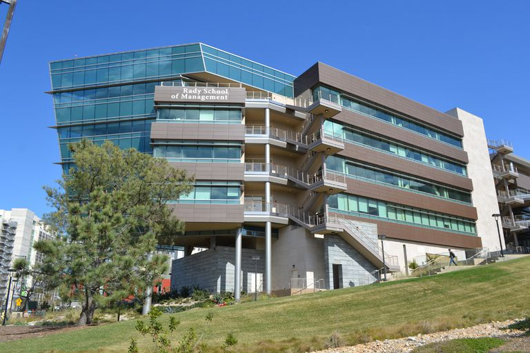 Rady School of Management at UCSD