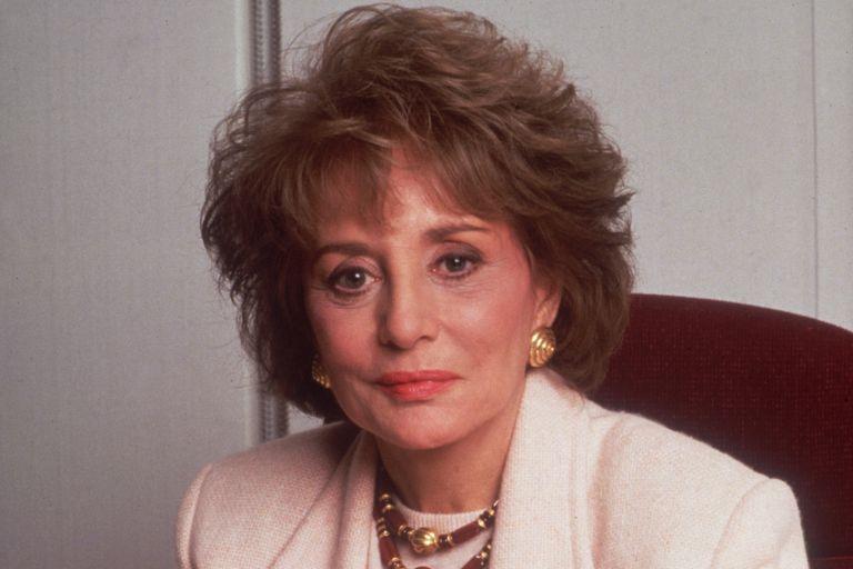 Barbara Walters, 1993