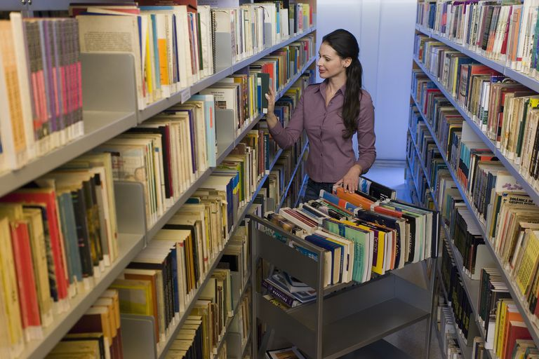 I got You Were Born to Be a Librarian. Should You Become a Librarian?