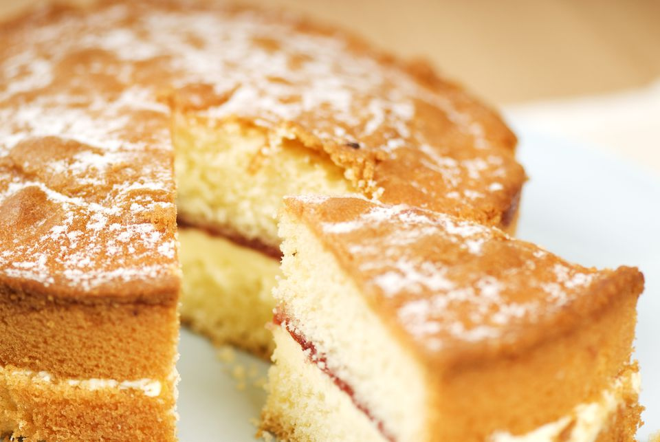 Sponge Cake Recipe Cup Measurements