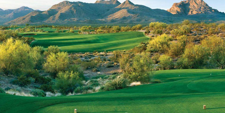 Saguaro Course, We-Ko-Pa. Ft McDowel, AZ