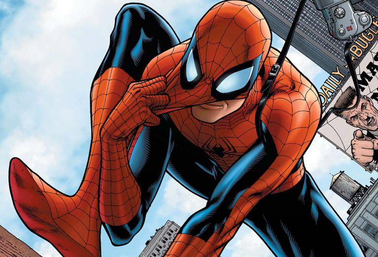 spider man brand new day