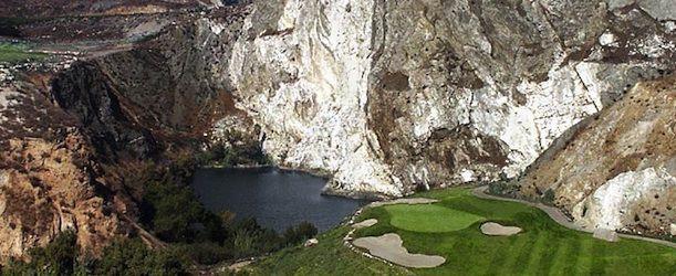 Oak Quarry Golf Club, Los Angeles, California