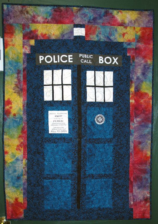 best of gallery crafts tardis quilt free wallhanging patterns for home decor 343