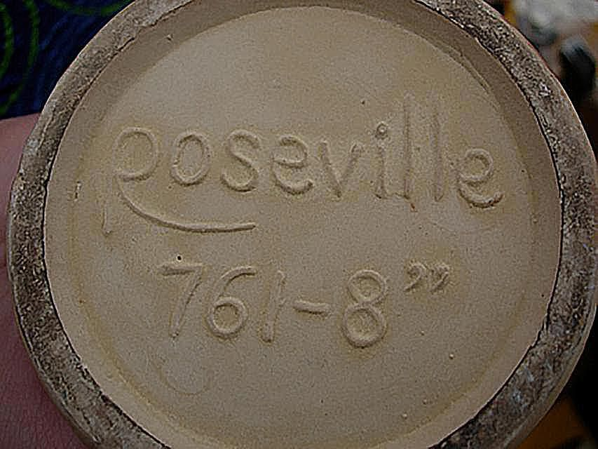 Roseville Reproduction Mark Example