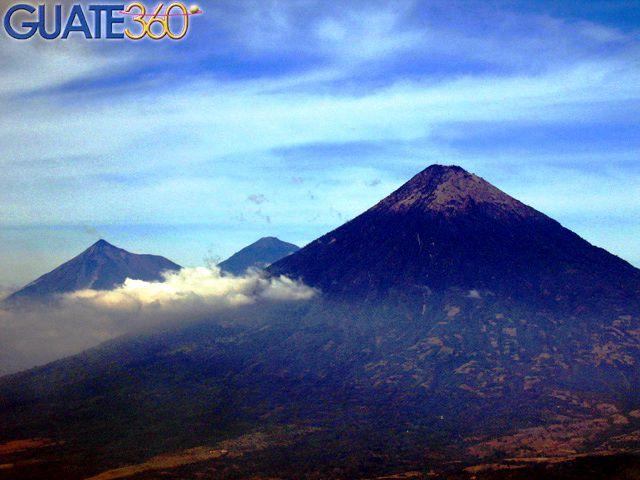 Central America Volcanoes