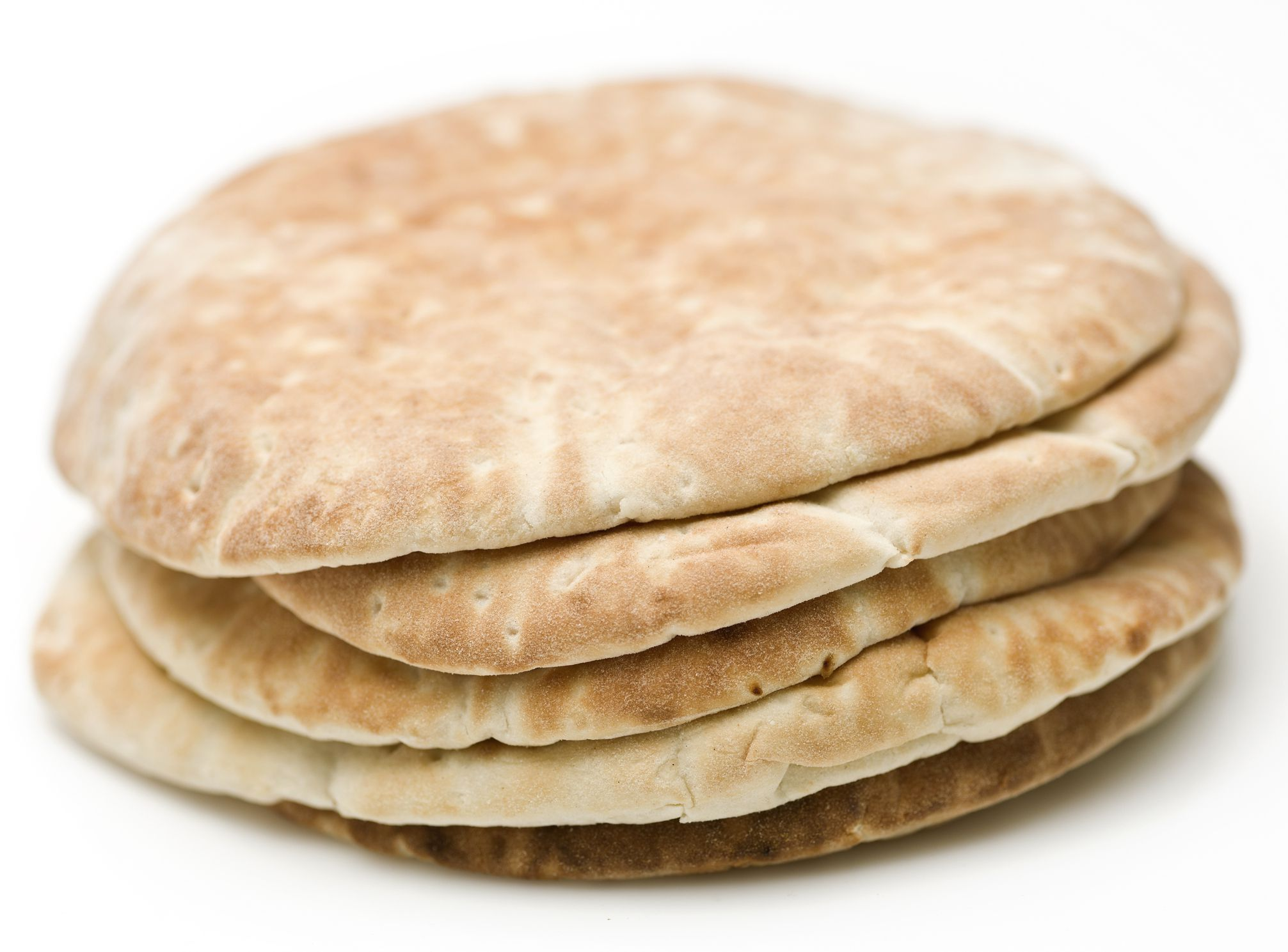 How To Cut Pita Bread