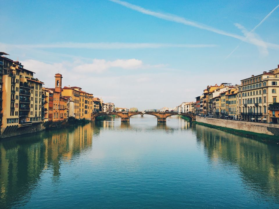 Italian Florence: Top Sights And Attractions In Florence, Italy
