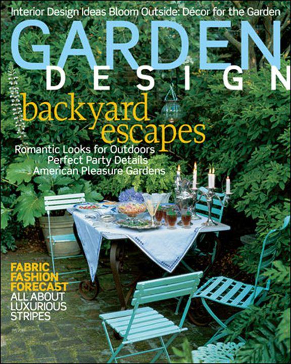Top 10 Garden Magazines Horticulture And Landscaping - garden design magazine