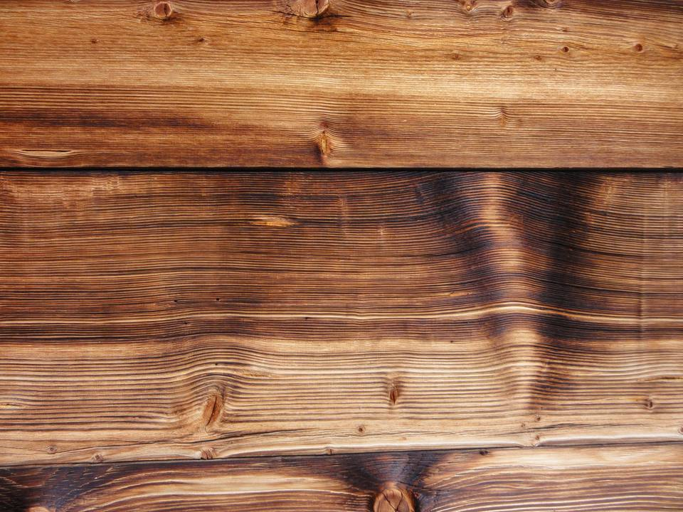 Aged, Distressed Wood