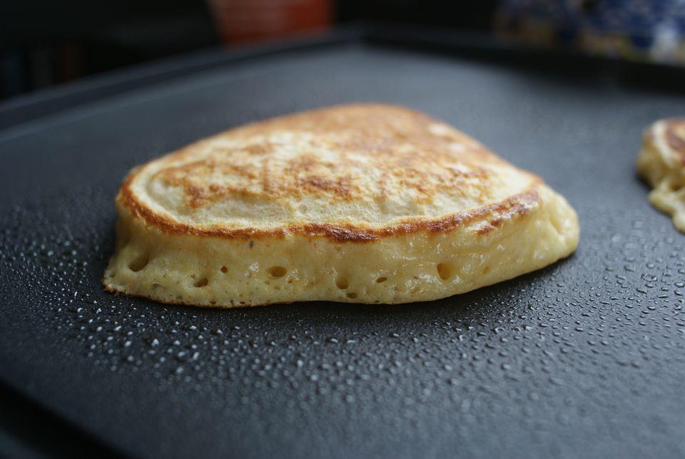 Image of Yogurt Pancakes