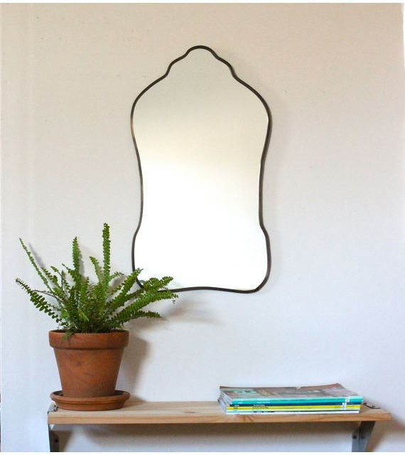 Alternate shape mirror