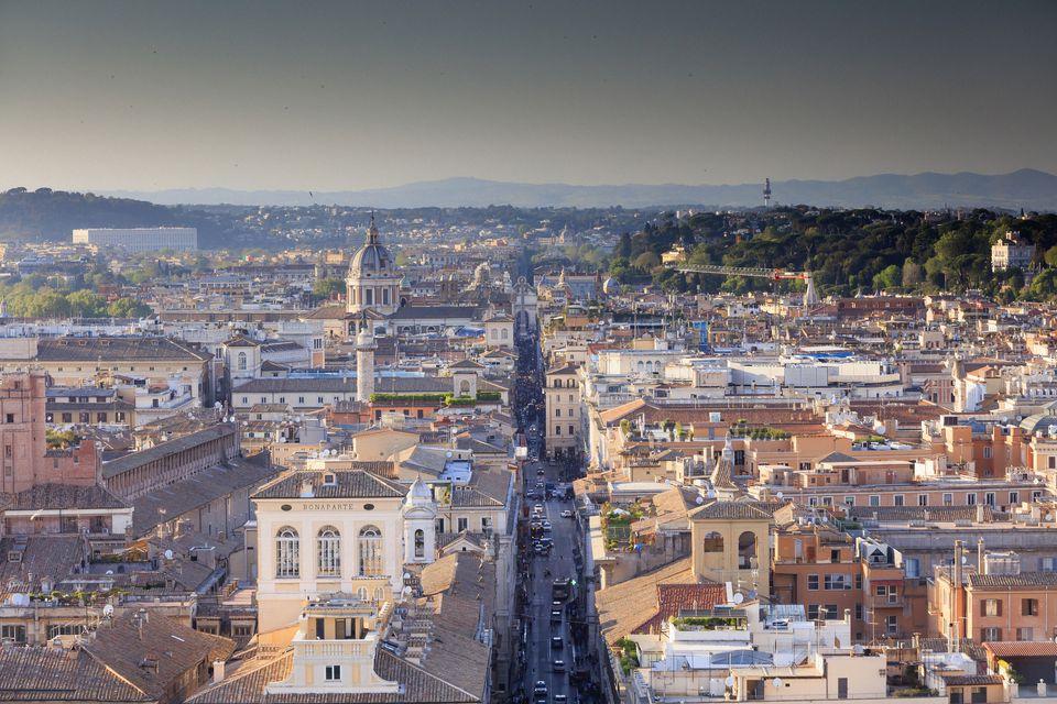 Rome, Via del Corso
