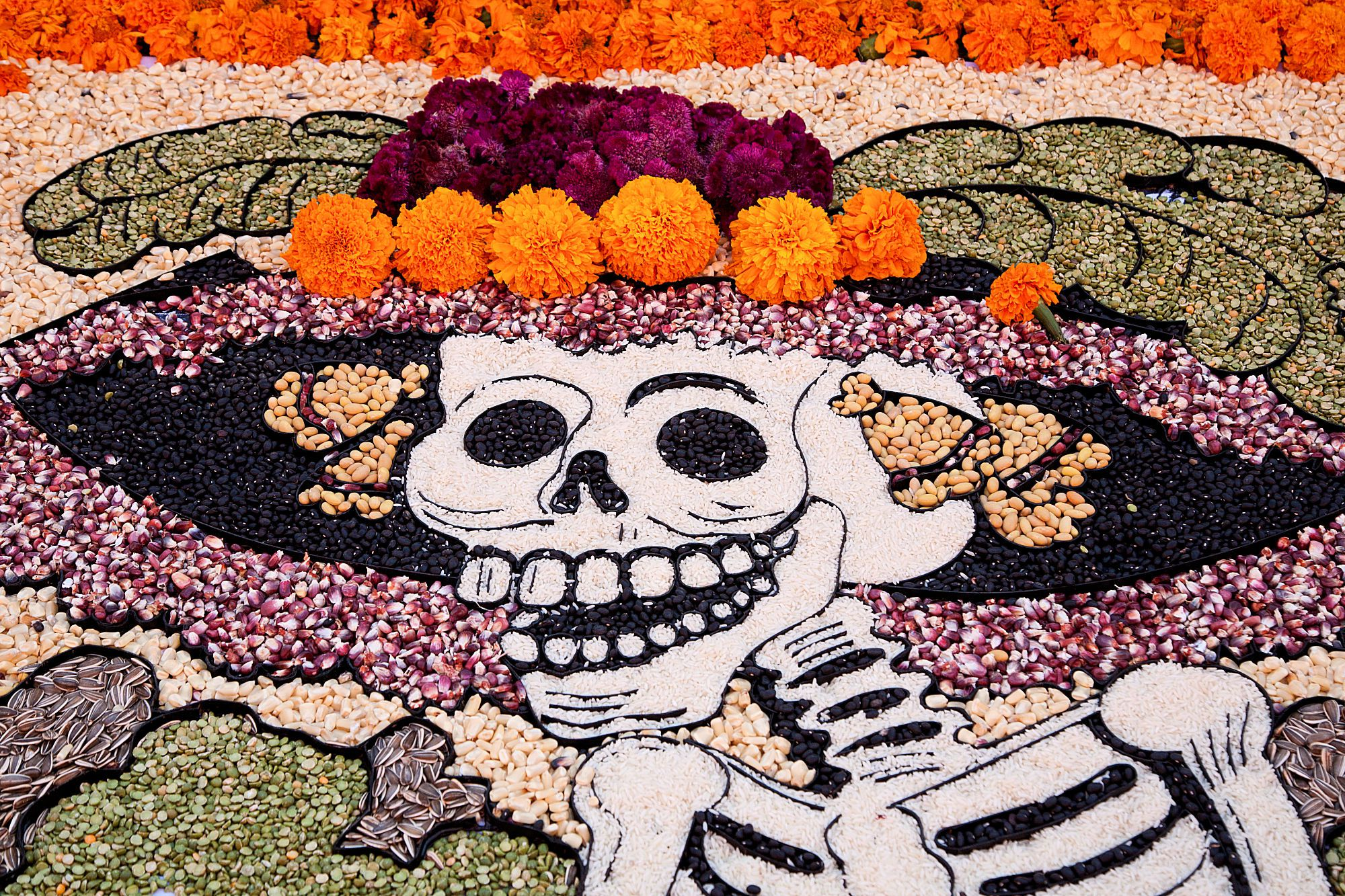 All About The Dia De Los Muertos Foods In Mexico