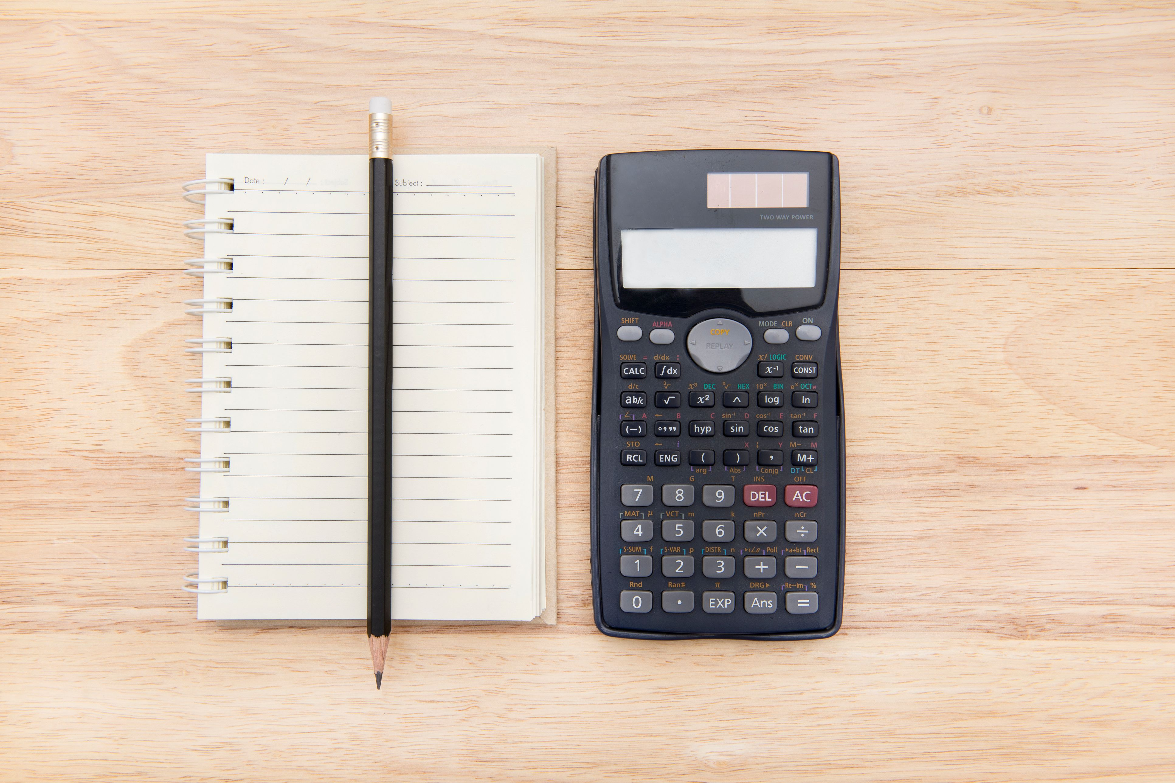 Computer Science Is To Biology What Calc By Harold: How To Use A Scientific Calculator