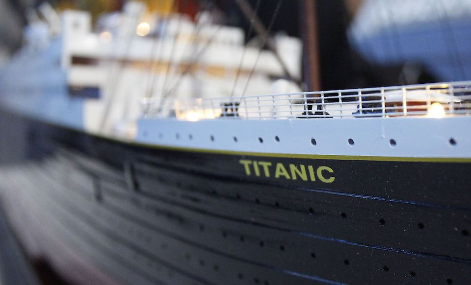 Titanic Museums And Exhibits Across The Usa