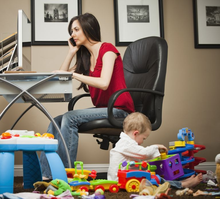Planning and flexibility are keys to being a successful WAHM