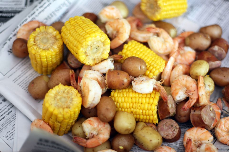Classic Frogmore Stew (Low Country Boil) Recipe