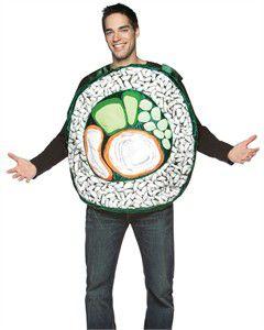 vancouver halloween costume ideas: sushi costume