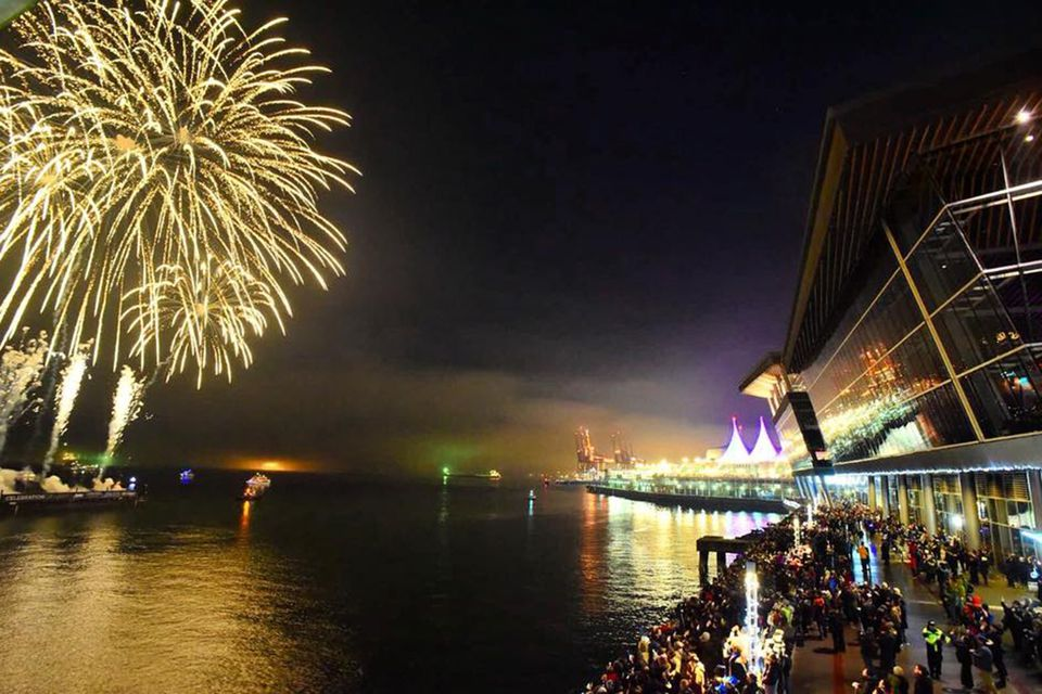 New Year's Eve Vancouver