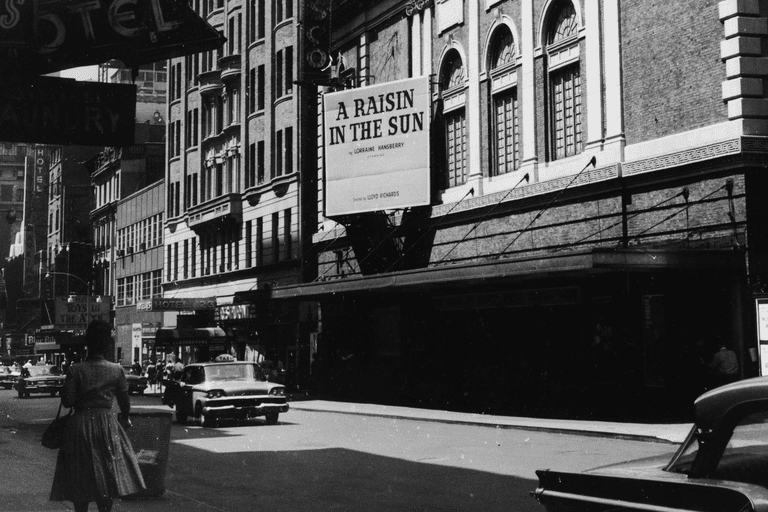 1959 Marquee: A Raisin in the Sun