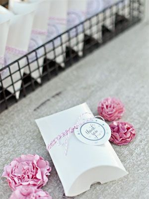 Free printable wedding favor tags a wedding favor tag on a white box junglespirit Images