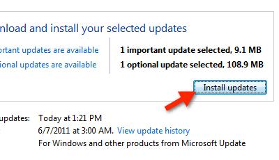 Change Windows Live Language