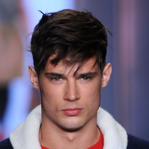 Pictures of mens haircuts short sides and long top haircut wit short sides and longer top urmus Choice Image