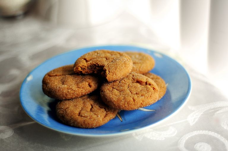 Labor inducing ginger cookies