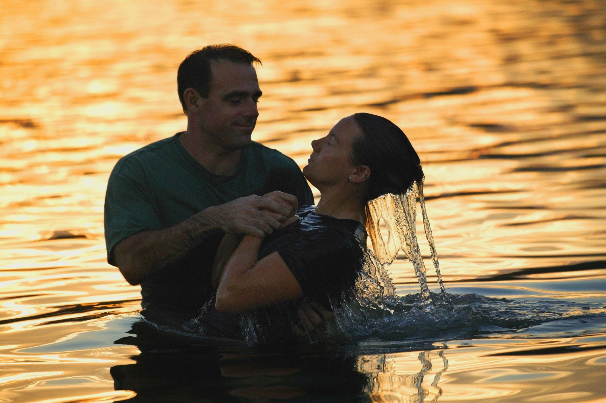 the history and issues of baptism in becoming a christian Baptism does not make you a christian it is a step of obedience once you have placed your faith in jesus for salvation baptism is a visual and symbolic demonstration of a person's union with christ in the likeness of his death and resurrection.