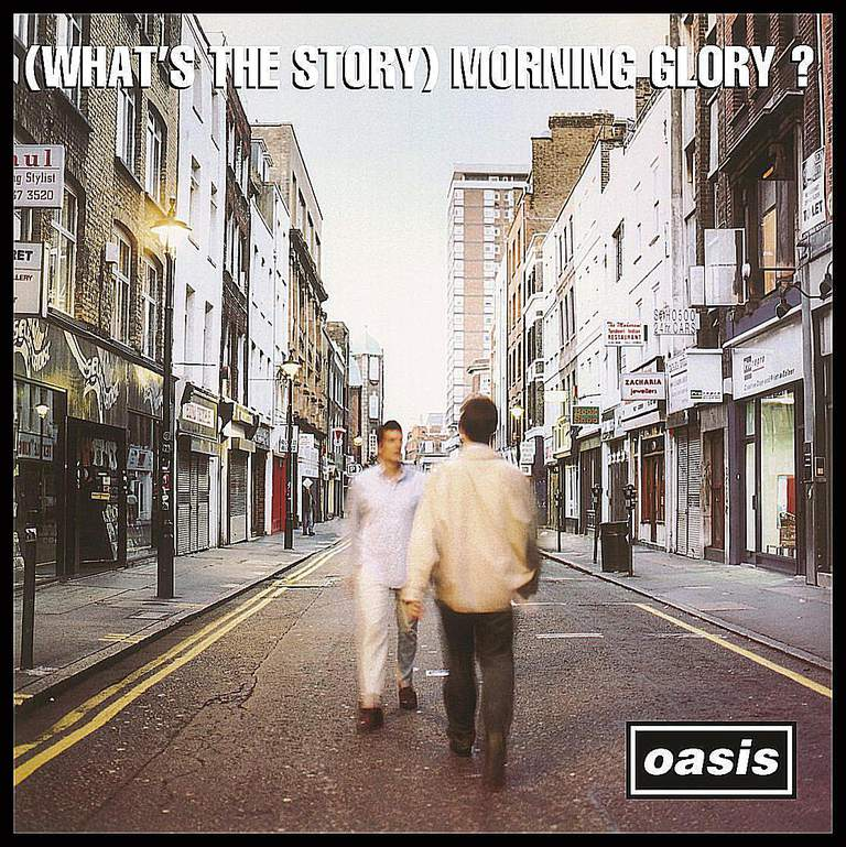 """Oasis - """"(What's the Story) Morning Glory?"""""""