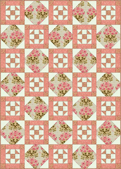 Browse My Collection of Free Quilt Patterns : bonnie scotsman quilt - Adamdwight.com